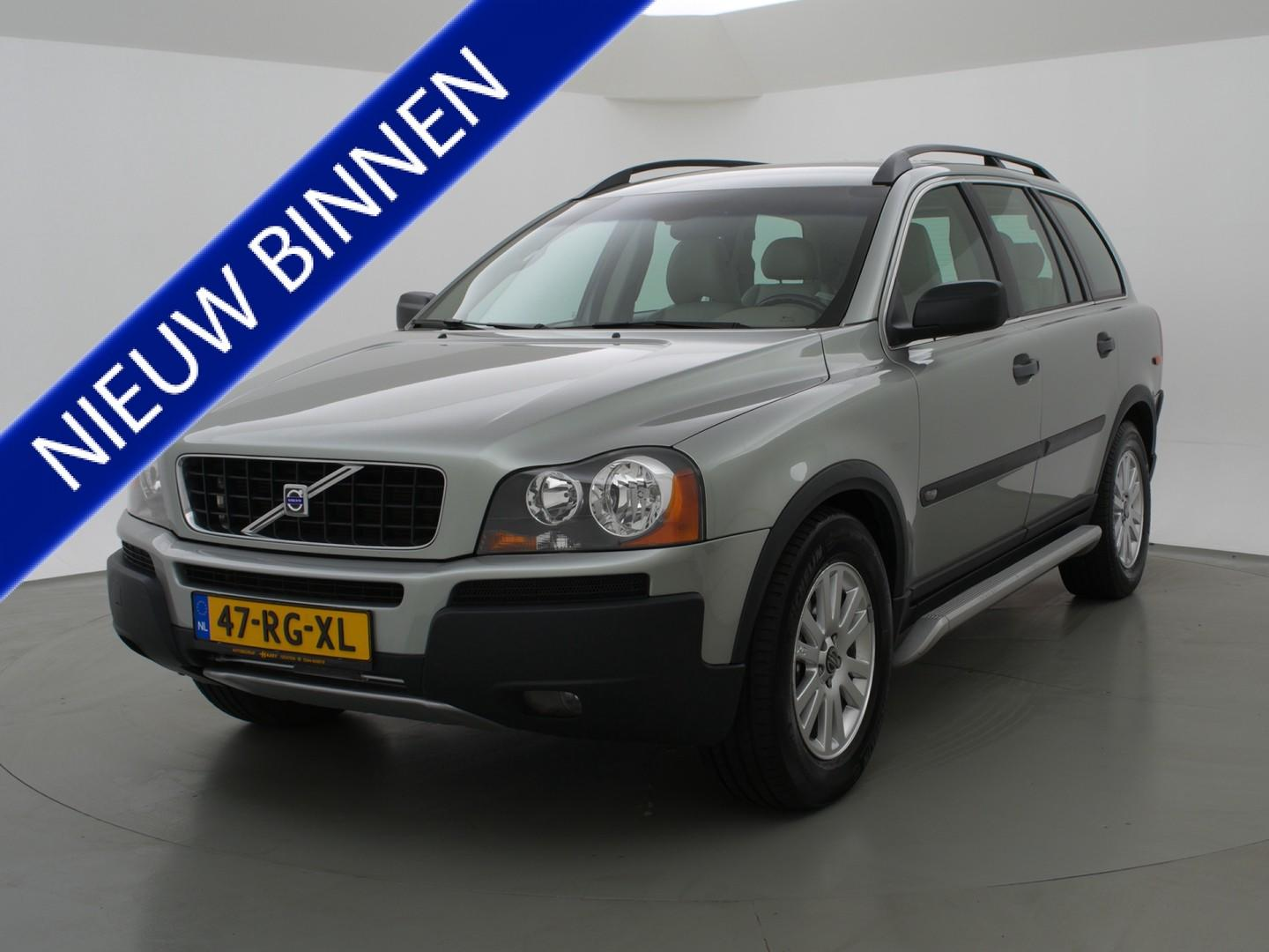 Volvo Xc90 2.5t 210 pk awd aut. 7-pers. summum youngtimer - orig. nl