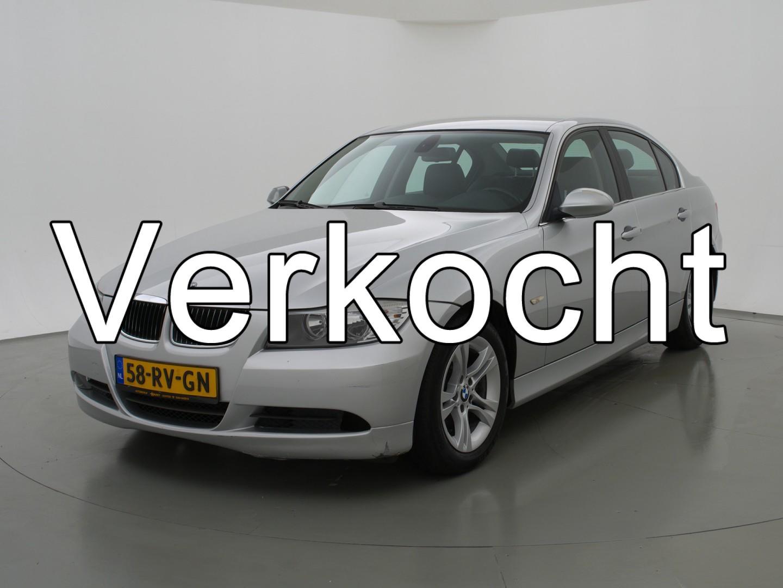 Bmw 3 serie 325i 218 pk sedan aut. orig. nl + leder