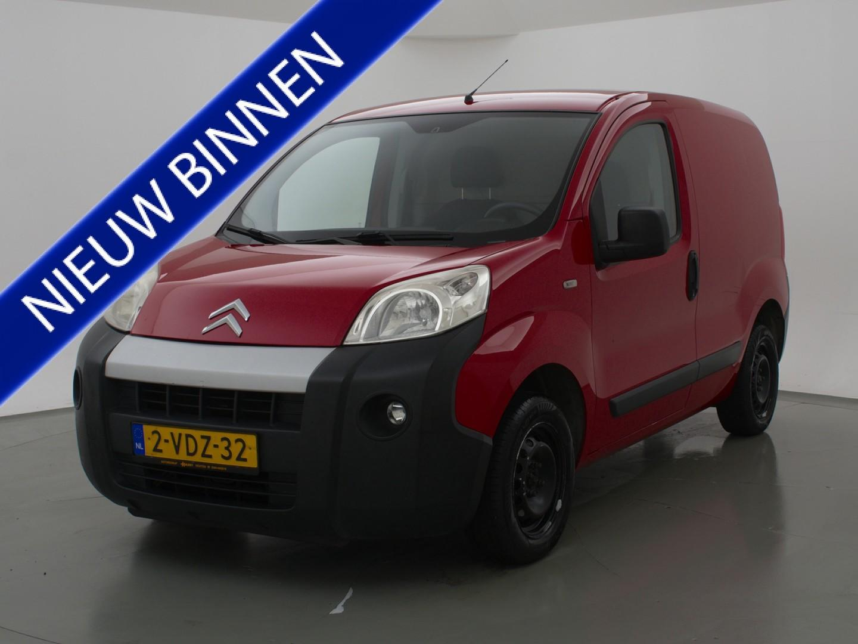 Citroën Nemo 1.4 hdi *marge* + trekhaak / parkeersensoren