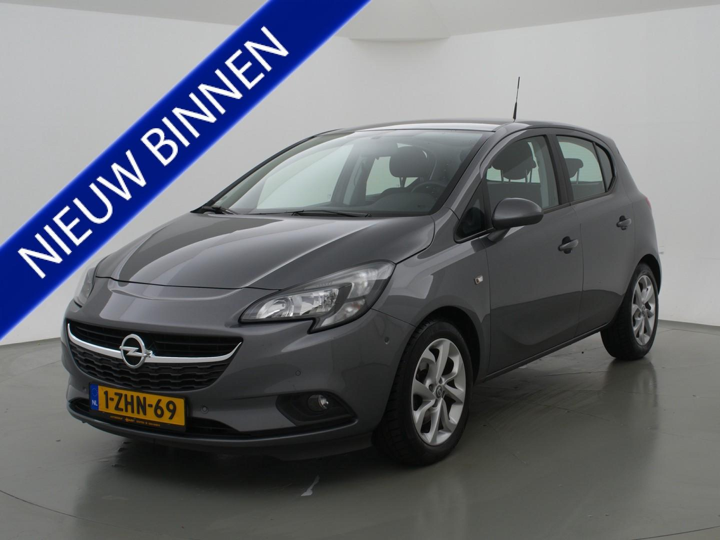 Opel Corsa 1.0 turbo 90 pk edition + camera / dab / dode hoek / cruise control