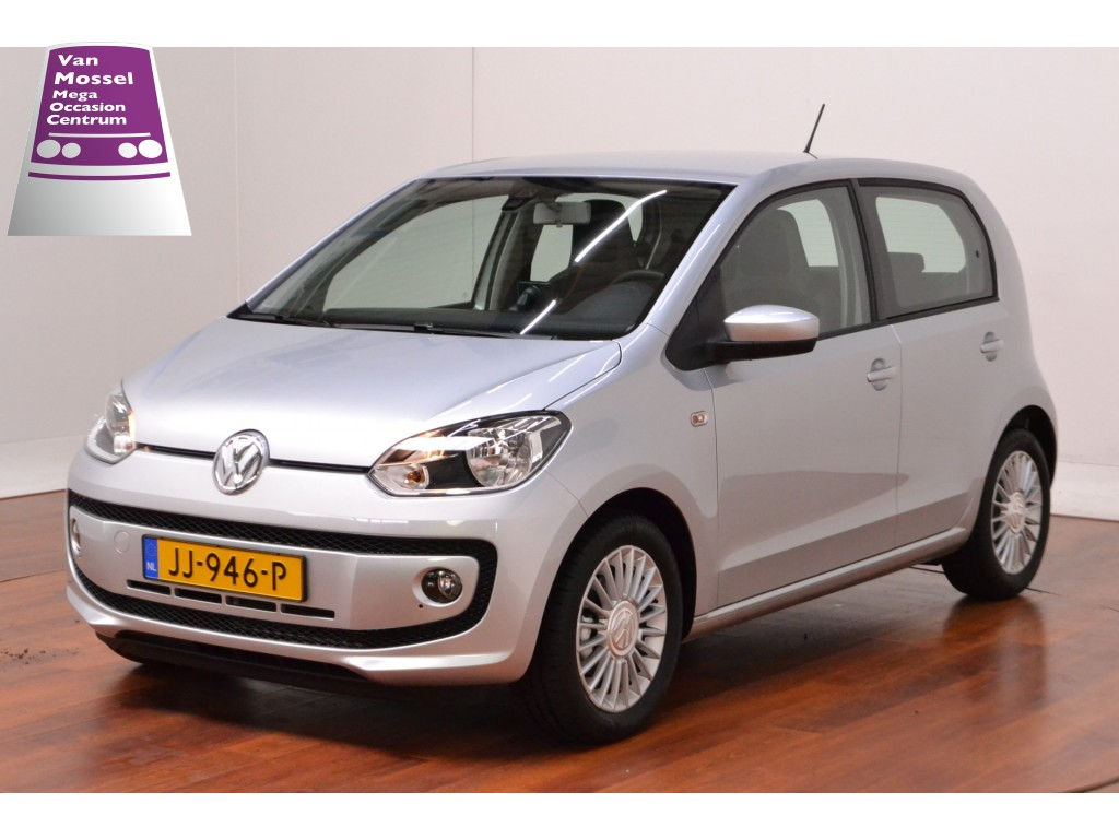 Volkswagen Up! 5drs 1.0 high up! (navi/cruise/pdc)