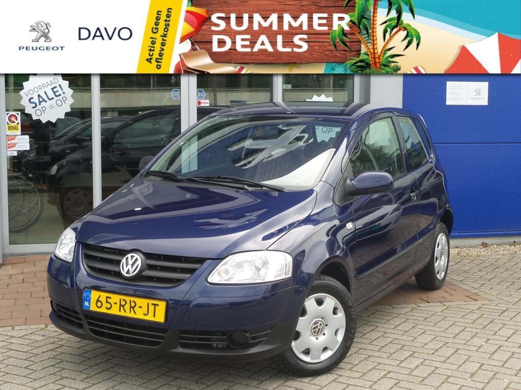 Volkswagen Fox 1.2 40kw trendline **lage km stand**