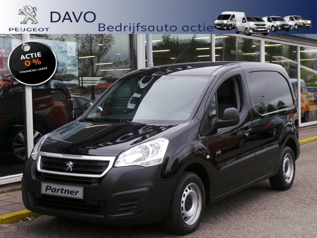 Peugeot Partner 1.6 bluehdi 100pk automaat 2-zits premium dumpprijs!!!!!!!