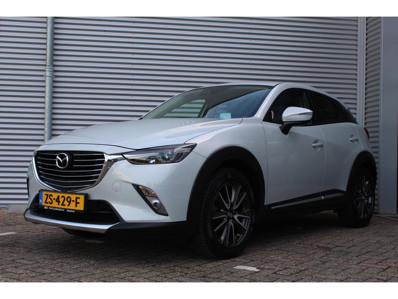Mazda Cx-3 2.0 skyactiv-g 150pk 6-bak awd skylease+ [ camera+trekhaak ]