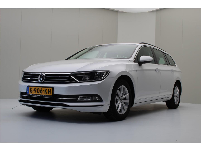 Volkswagen Passat Variant 1.6 tdi 120pk 6-bak comfortline bns [ camera+trekhaak+na