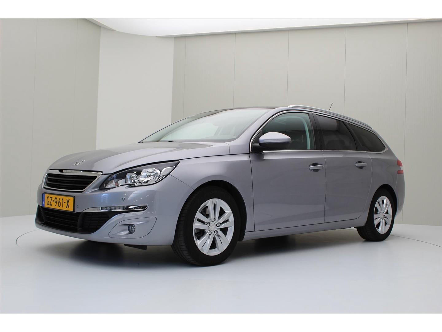 Peugeot 308 Sw 1.6 bluehdi 120pk blue lease [ panodak+camera+pdc+cruise ]