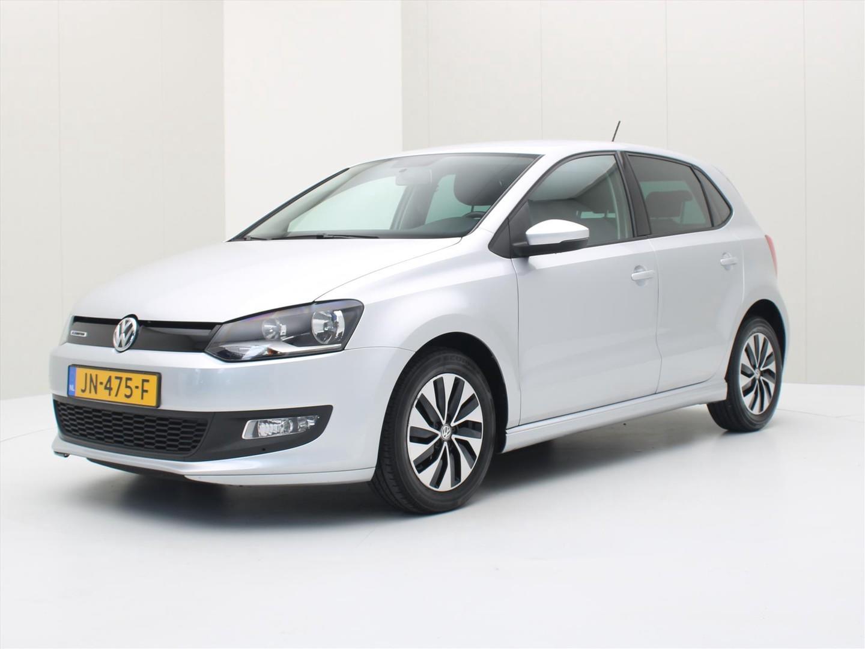 Volkswagen Polo 1.0 tsi 95pk bluemotion edition executive plus [ airco+navi+trekhaak+cruise ]