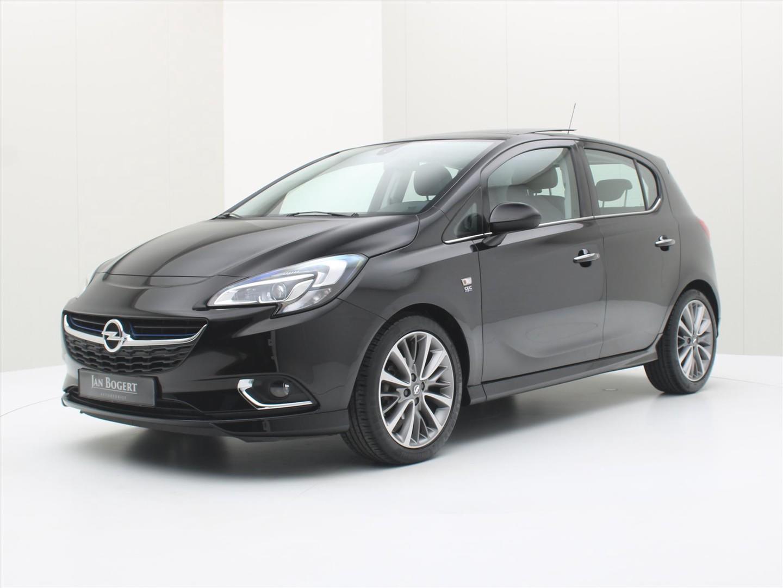 Opel Corsa 1.4 90pk 5d opc line exterieur [ schuifdak+climaat+pdc+lmv ]