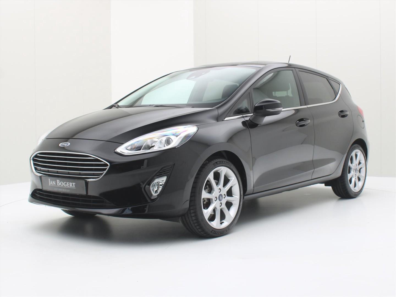 Ford Fiesta 1.1i 85pk titanium [ navigatie te koppelen via telefoon+cruise+pdc+lmv ]