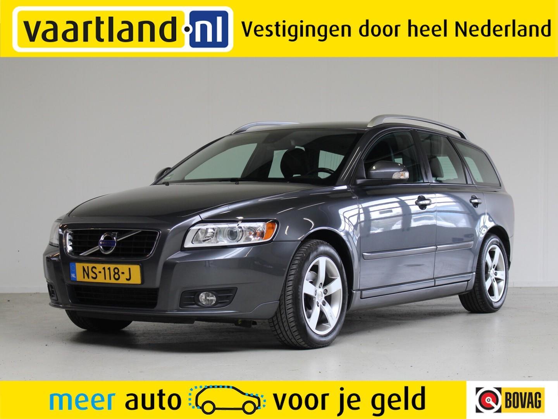 Volvo V50 1.6 d2 s/s r-d.proed [ leder navi trekhaak ]