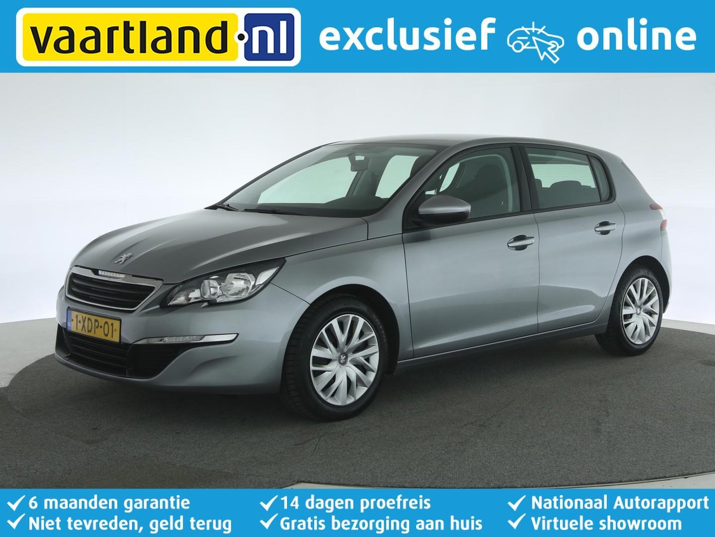 Peugeot 308 1.6 bluehdi blue lease [navi parkeersensoren]