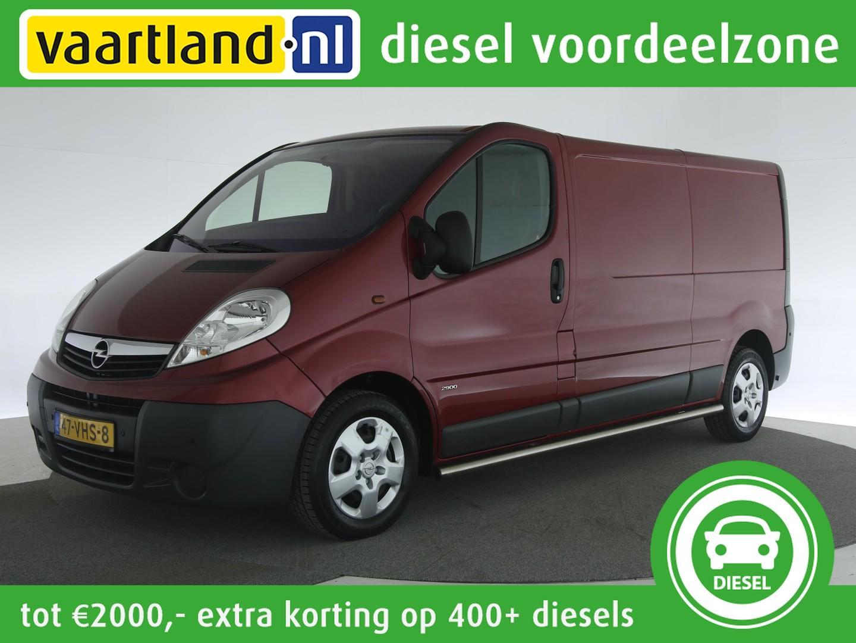 Opel Vivaro 2.5 cdti aut. l2h1 [ unieke km met nap nl-auto ]