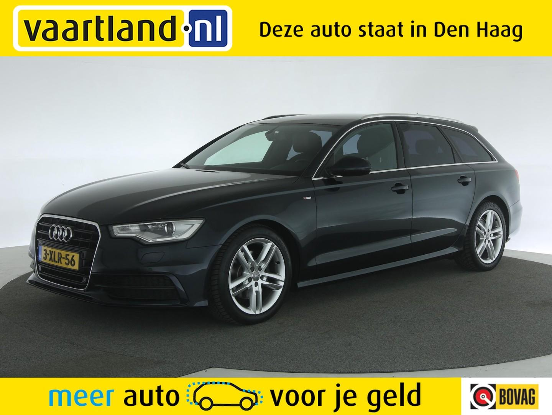 Audi A6 Avant 2.0 tdi 190pk s-line aut. [ 2x s-line xenon leder navi ]