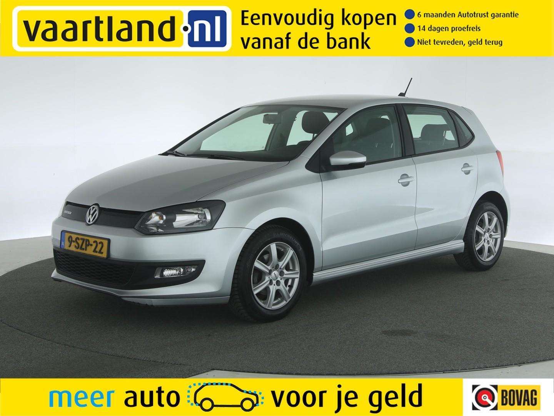 Volkswagen Polo 1.2 tdi bluemotion comfortline 5drs [navi]