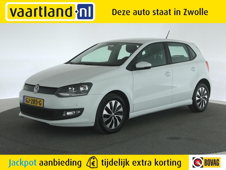 Volkswagen Polo (j) 1.4 tdi bluemotion 5-drs [ navi airco parkeerhulp ]
