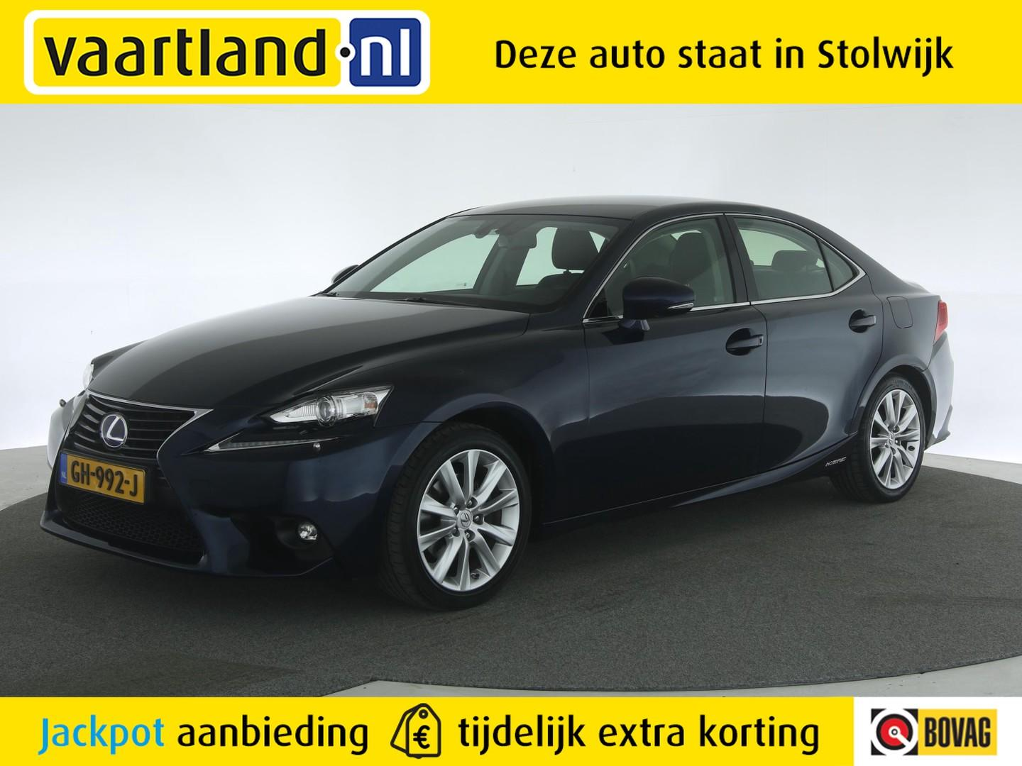 Lexus Is (j) 300h business line [ xenon navi half leder ]