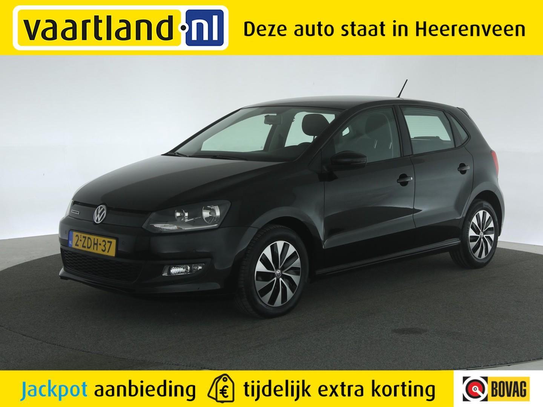Volkswagen Polo (j) 1.4 tdi executive plus 5-drs [ navi airco cruise ]