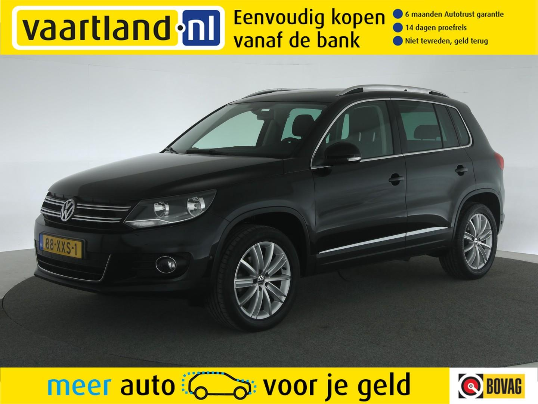 Volkswagen Tiguan 1.4 tsi sport & style [ navi climate trekhaak ]