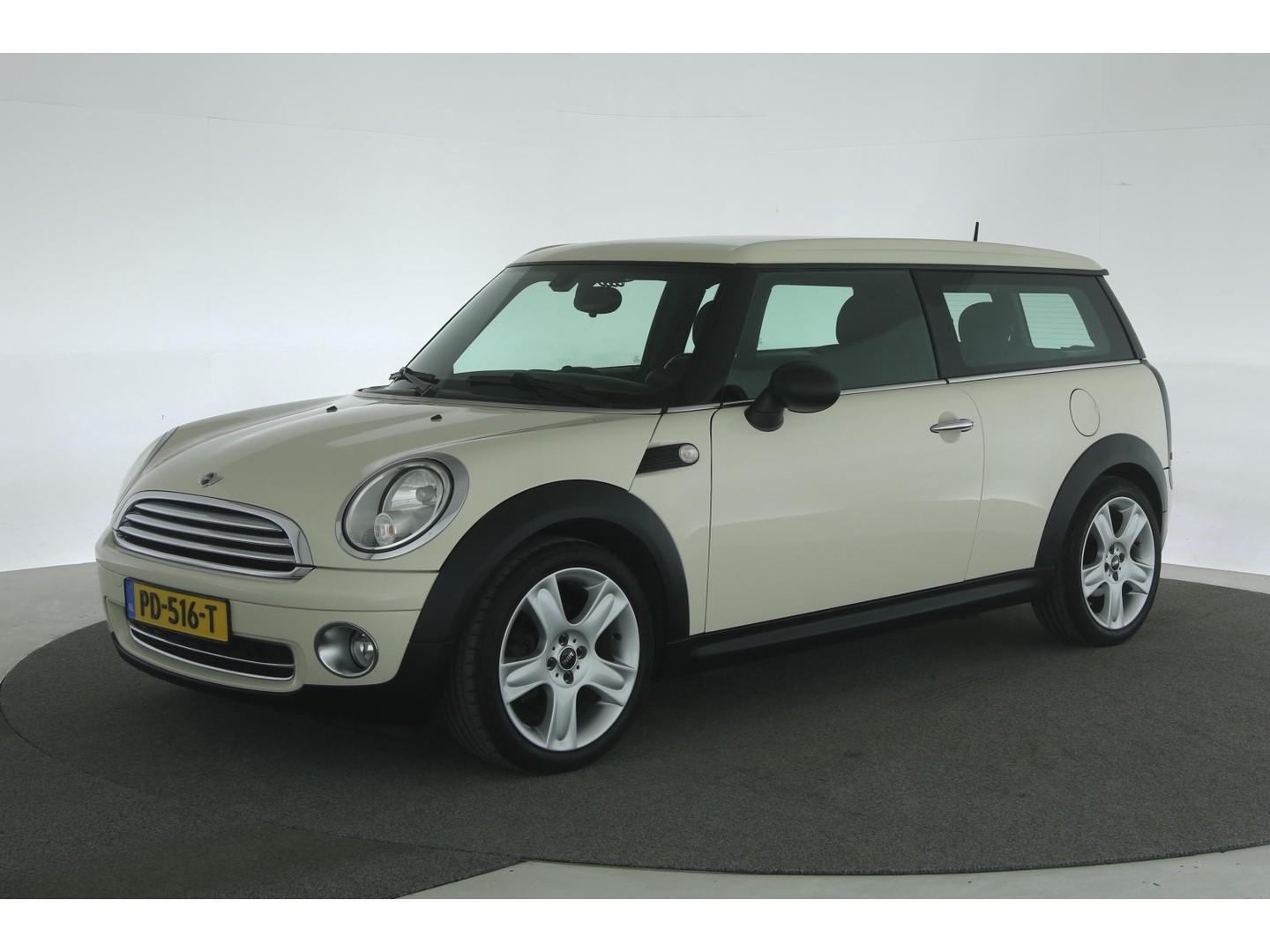 Mini Clubman 1.6 one pepper [ 5 persoons climate lm velgen ]