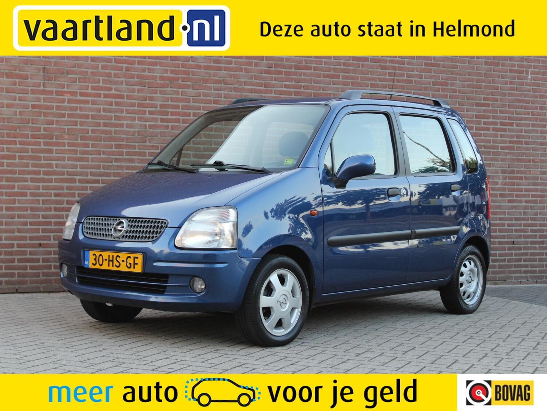 Opel Agila 1.2-16v elegance [ airco ]