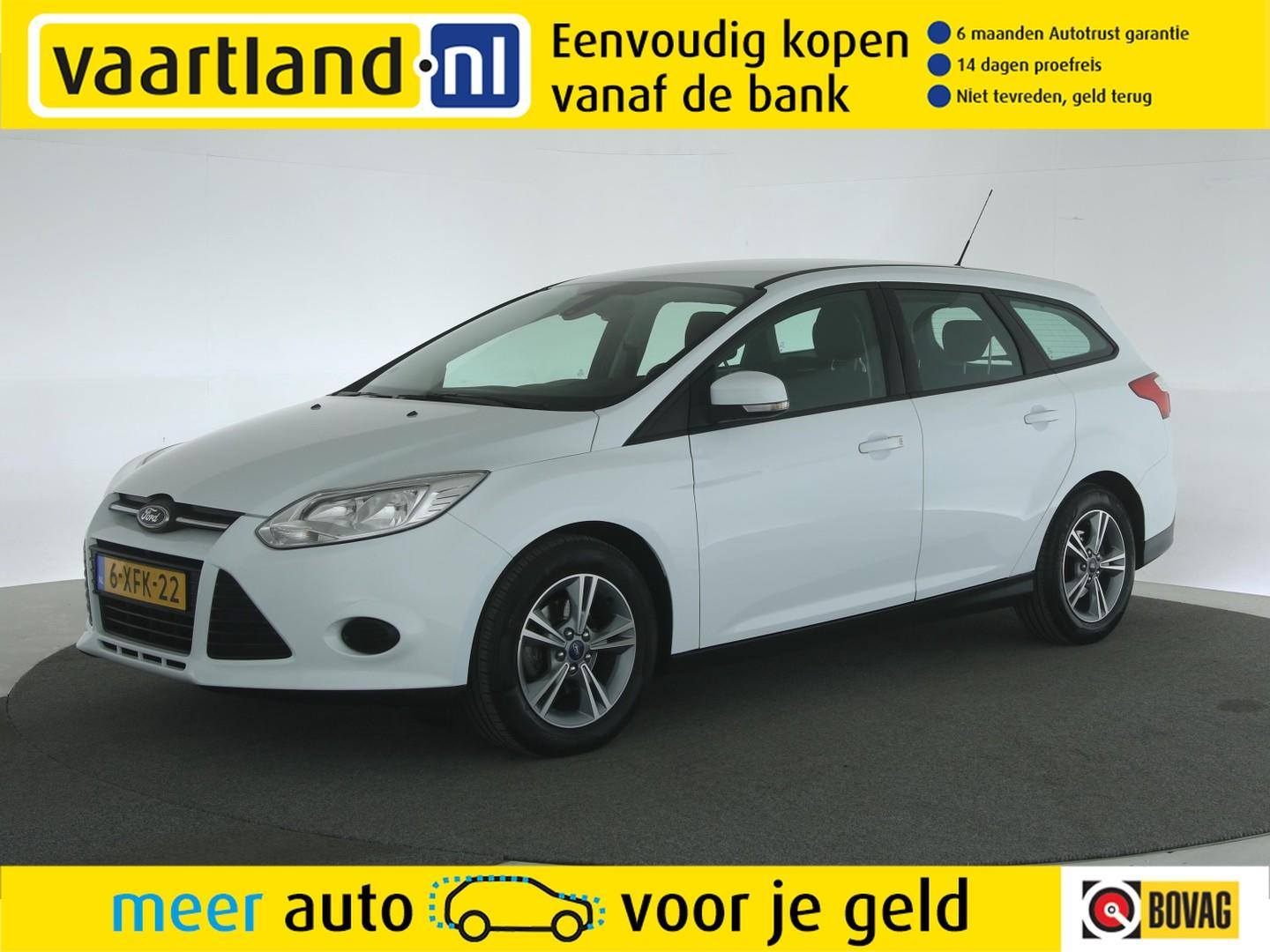 Ford Focus Wagon 1.0 ecoboost edition [ navi airco trekhaak ]