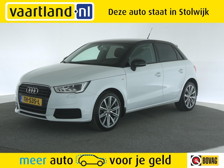 Audi A1 Sportback 1.0 tfsi sport pro line [s-line xenon climate ]