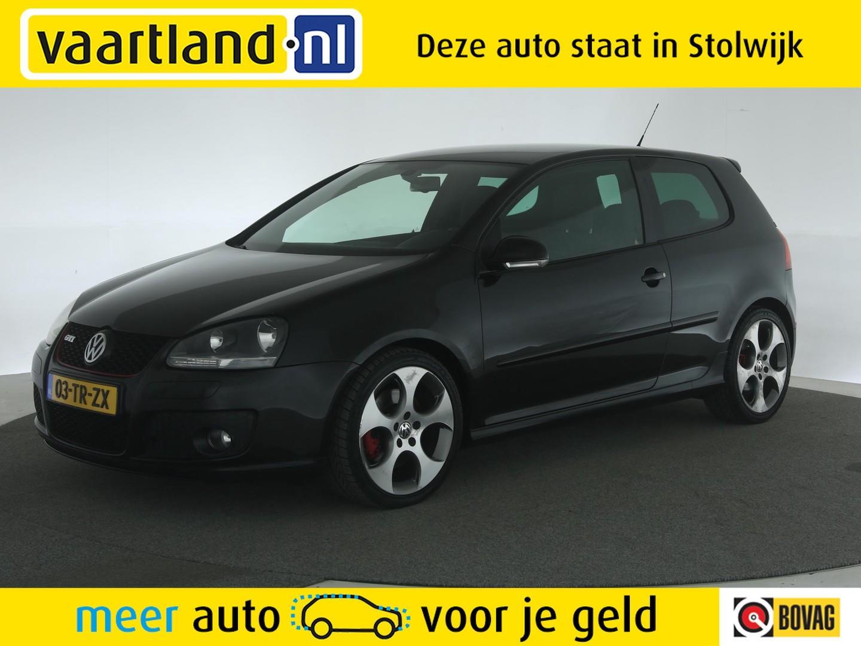 Volkswagen Golf 2.0 tfsi gti org nl dsg aut [ 18 inch dealerhistorie clima cruise ]
