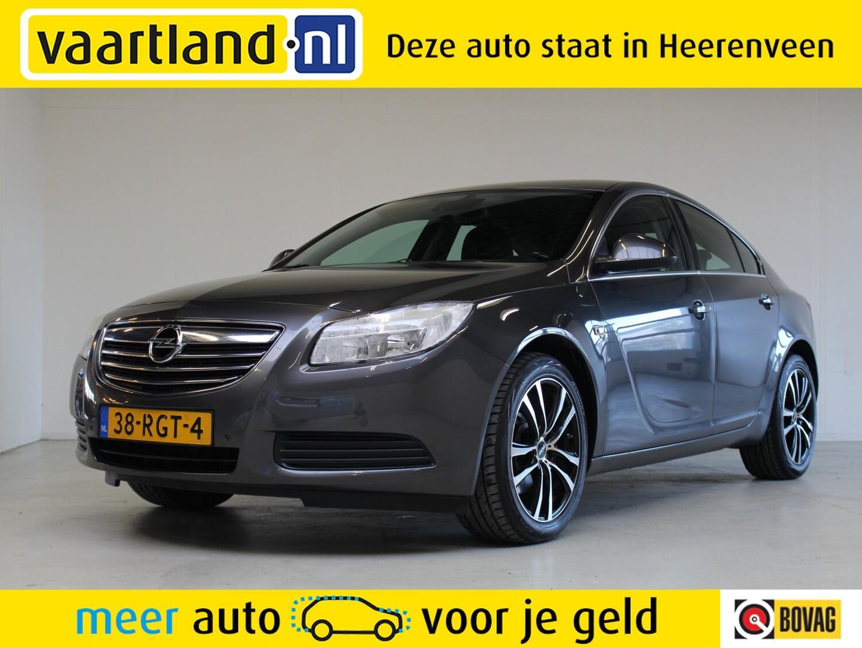 Opel Insignia 1.6t 180 pk edition [ nap navigatie pdc ]