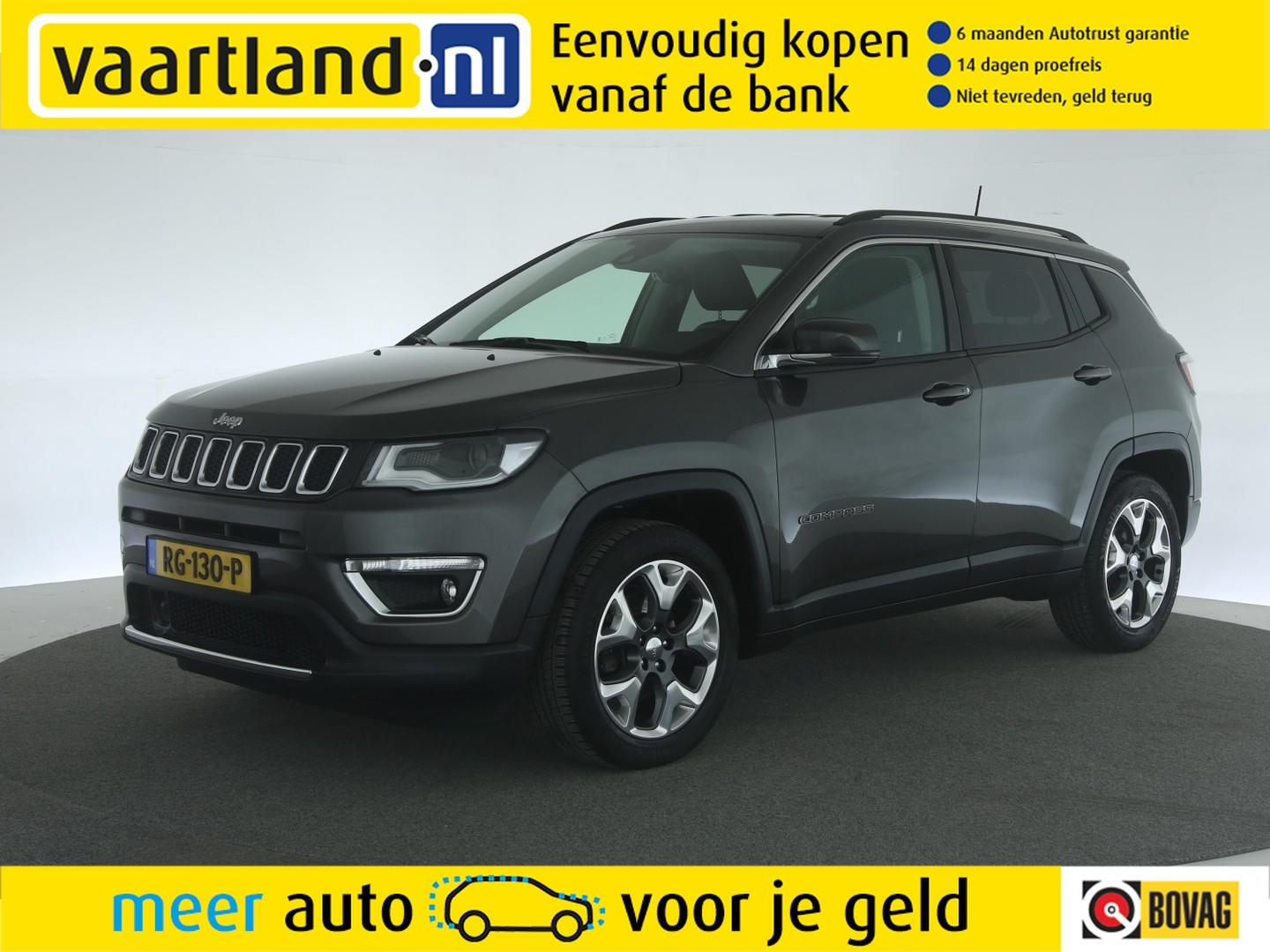 Jeep Compass 1.4 multiair opening edition plus [ leder navi led nap ]