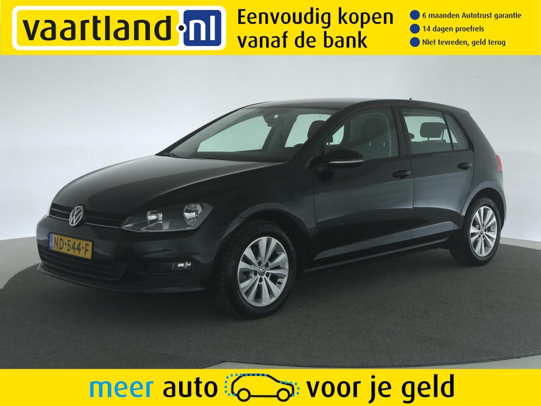 Volkswagen Golf 1.6 tdi comfortline executive 5-drs [ navi climate cruise ]