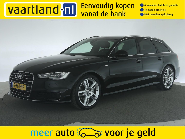 Audi A6 Avant 3.0 tdi s-line aut. [ xenon head-up navi ]
