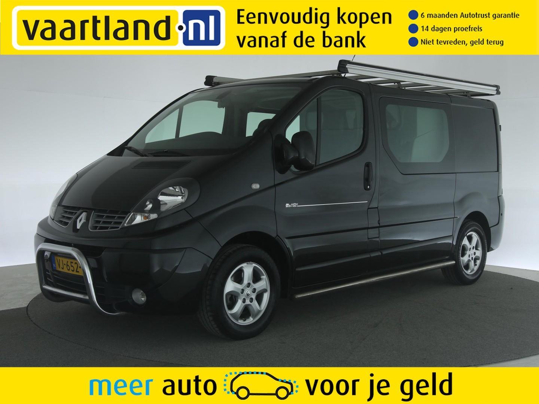 Renault Trafic 2.0 dci aut l1h1 dubbele cabine [ navigatie ]