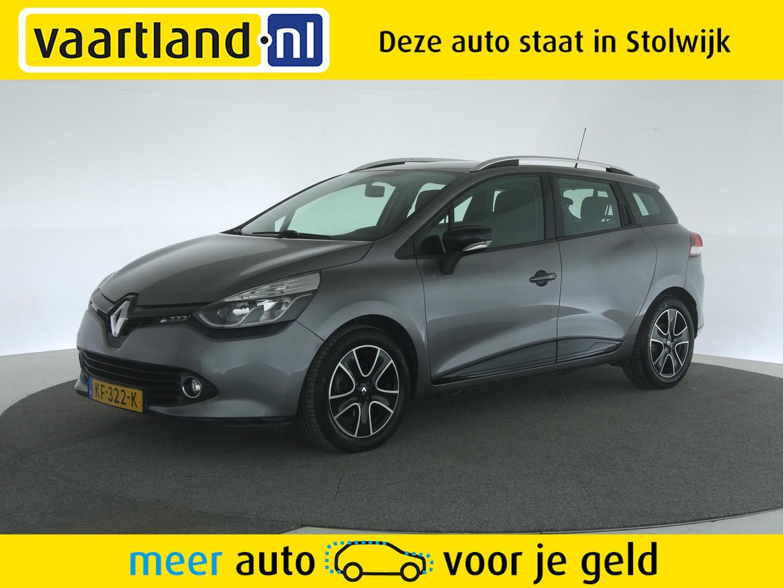 Renault Clio Estate 1.5 dci night&day [ navi cruise airco ]