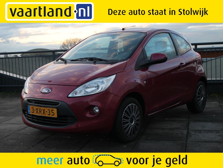 Ford Ka 1.2 trend [ airco elektrische ramen aux aansluiting stuurbekrachtiging]