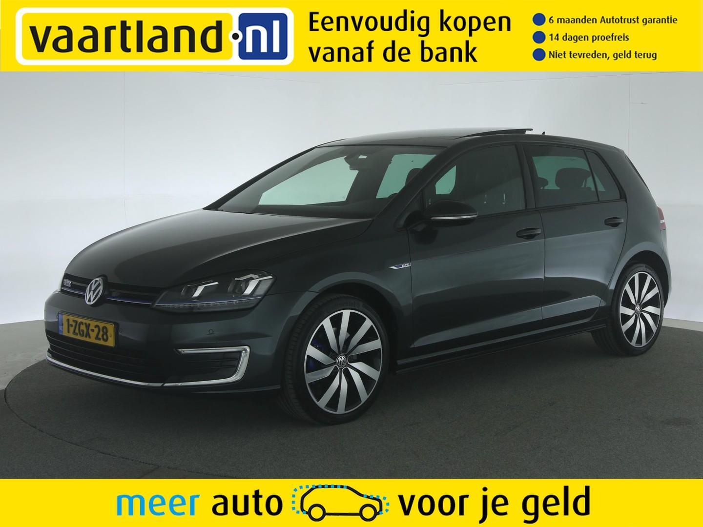 Volkswagen Golf 1.4 tsi gte executive plus [leder panorama] ex btw