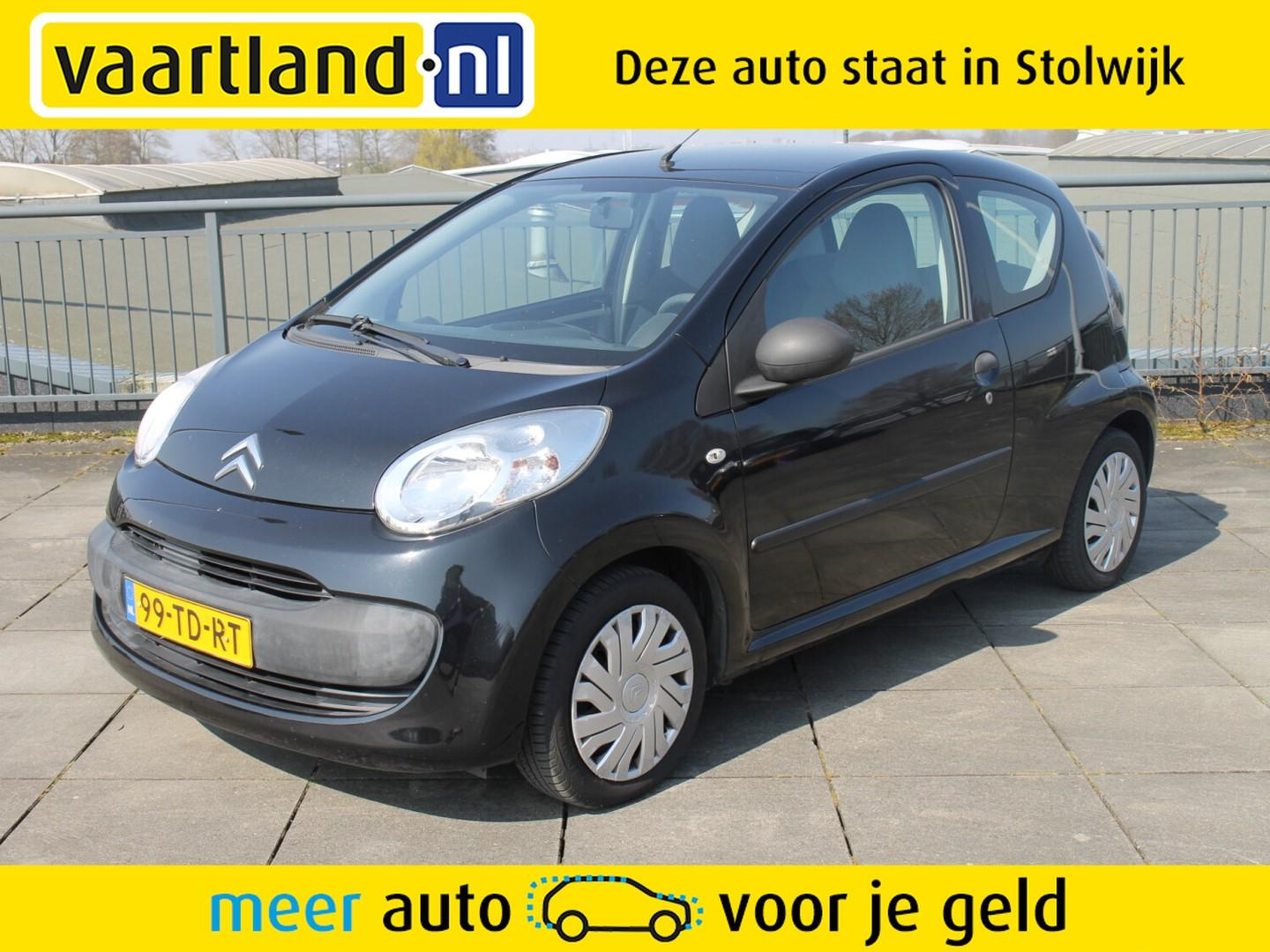 Citroën C1 1.0 12v seduction [stuurbekrachtiging metallic lak radio aux]