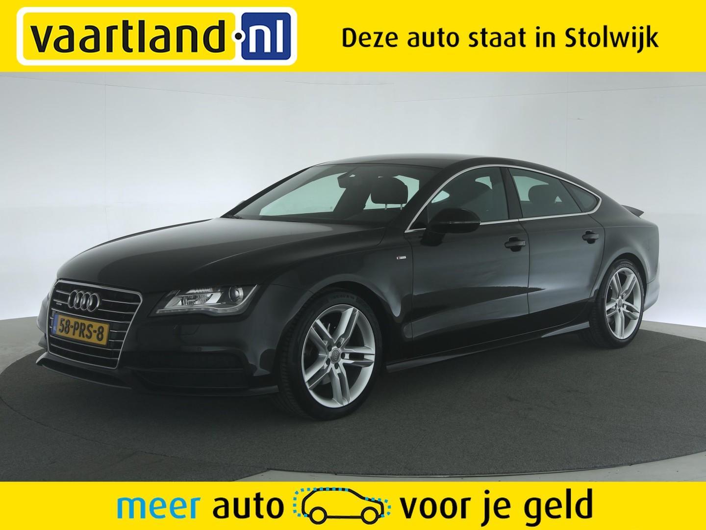 Audi A7 2.8 fsi quattro pro line plus aut. [2x s-line bose]