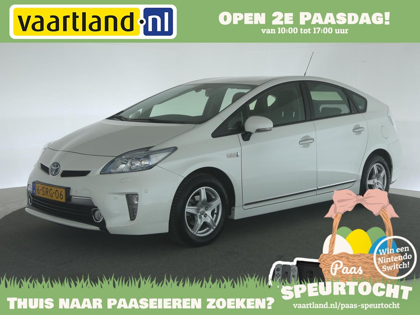 Toyota Prius 1.8 plug-in excutive business  [xenon leder jbl-audio]