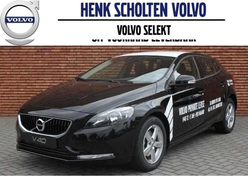 Volvo V40 2.0 t2 122pk nordic