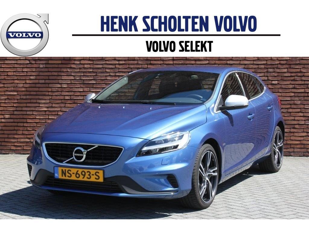 Volvo V40 D2 nordic+ sport