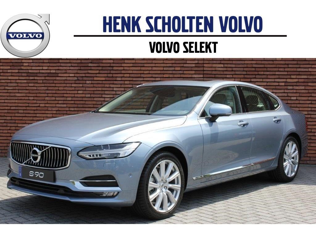 Volvo S90 T5 geartronic inscription intro line + luxury line