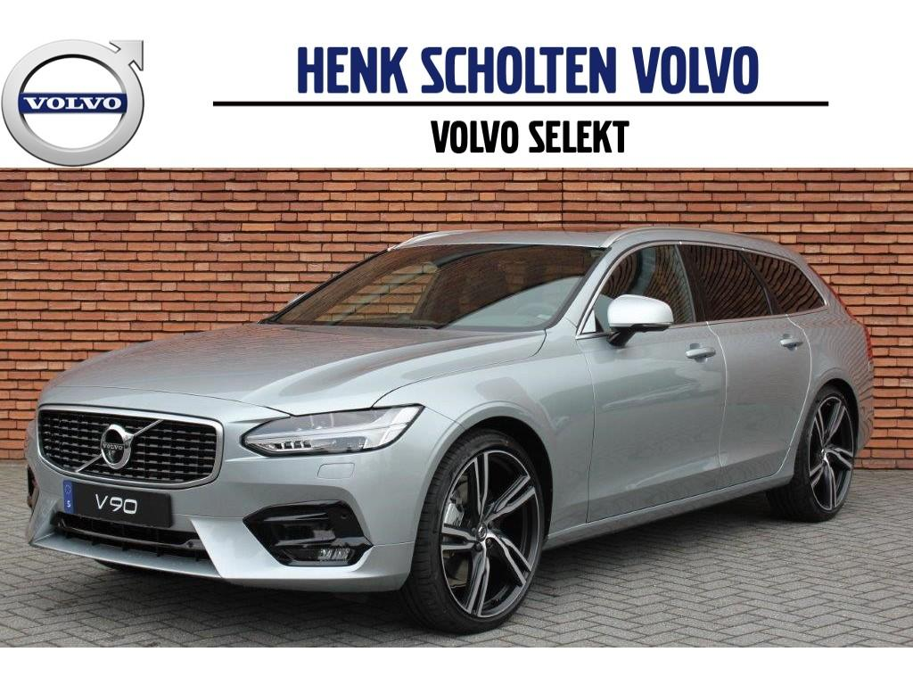 Volvo V90 D5 awd geartronic r-design luxury