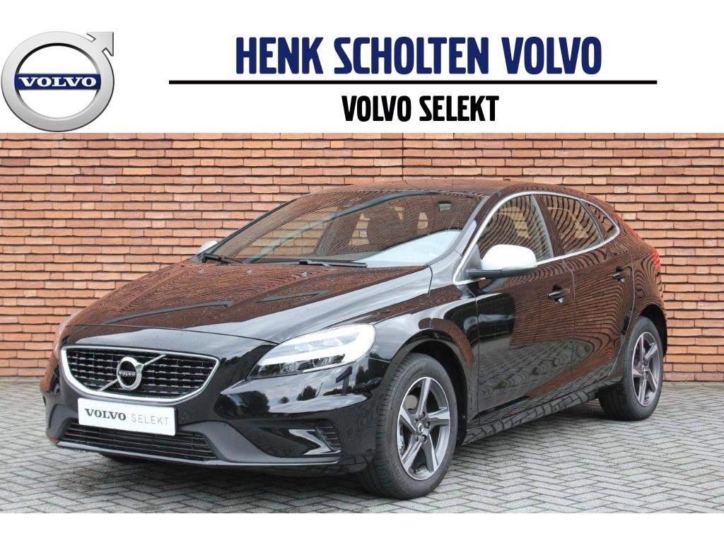 Volvo V40 D2 nordic+ sport luxury