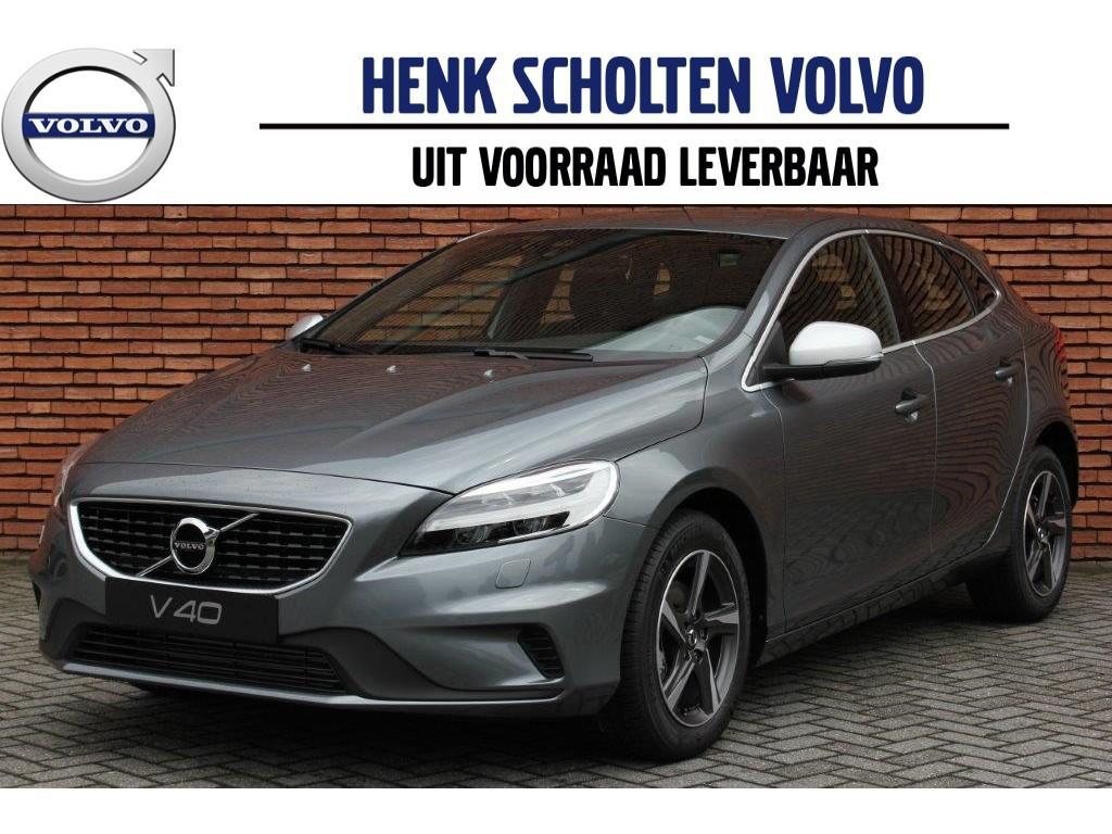 Volvo V40 D2 120pk nordic+ sport