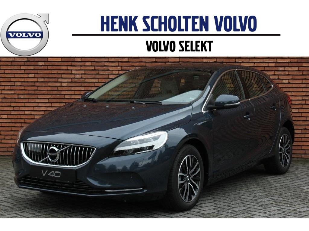 Volvo V40 T2 122pk geartronic nordic+ luxury