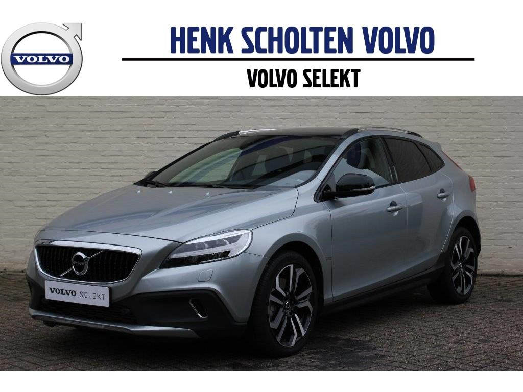 Volvo V40 T3 geartronic nordic+ luxury