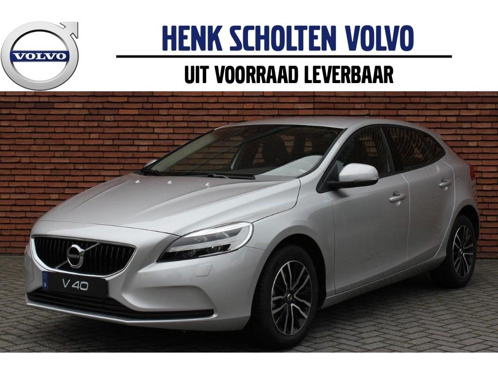 Volvo V40 2.0 t2 122pk nordic+