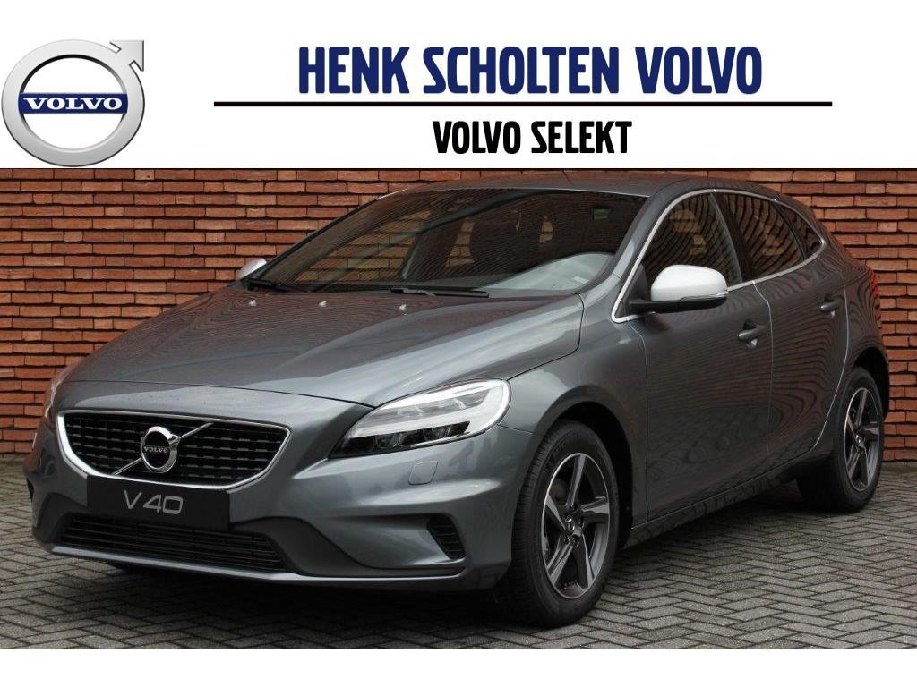 Volvo V40 D2 nordic+sport