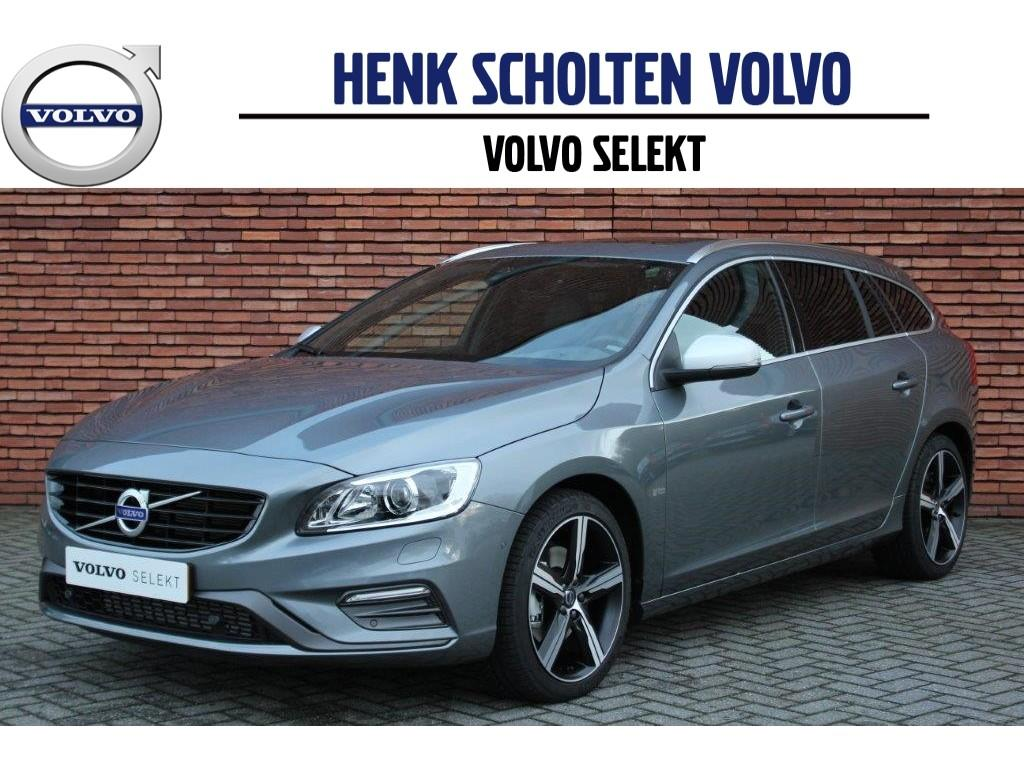 Volvo V60 T4 business sport luxury geartronic