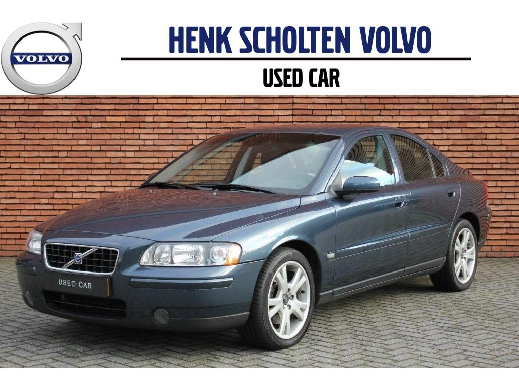 Volvo S60 2.0 t momentum geartronic